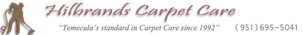 Hilbrands Carpet Care Logo