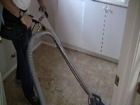 Using SX12 on tile grout cleaning
